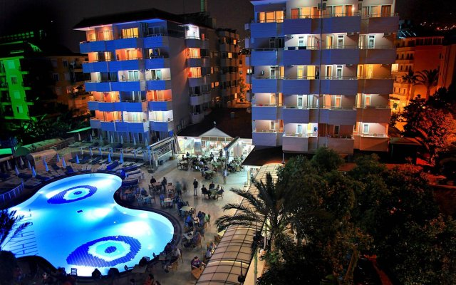 Kahya Hotel – All Inclusive вид на фасад