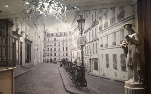 Hôtel Elysa-Luxembourg