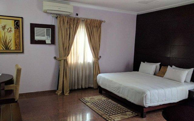 Отель Galpin Suites комната для гостей