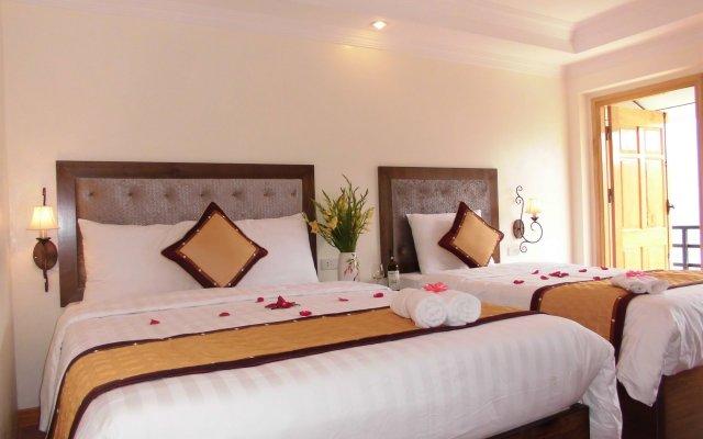 Отель Sapa Eden View Hotel Вьетнам, Шапа - отзывы, цены и фото номеров - забронировать отель Sapa Eden View Hotel онлайн комната для гостей