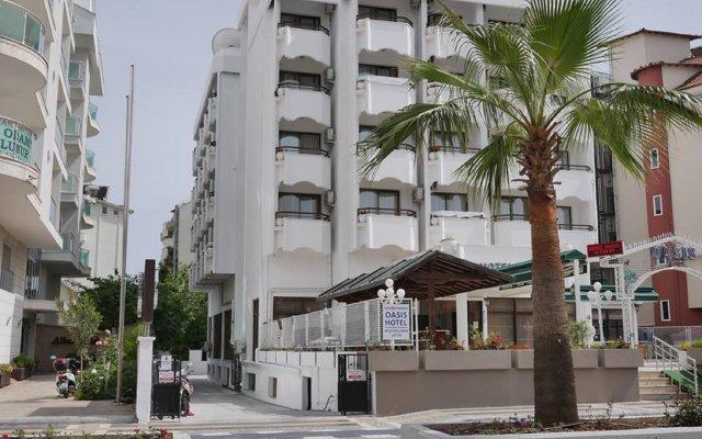 Oasis Hotel Турция, Мармарис - отзывы, цены и фото номеров - забронировать отель Oasis Hotel онлайн вид на фасад