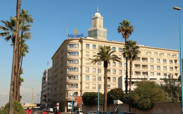 Melliber Appart Hotel вид на фасад