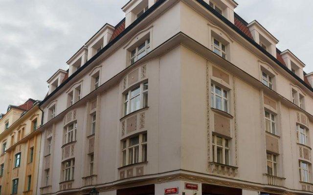 Отель Perfect Days Old Town Чехия, Прага - отзывы, цены и фото номеров - забронировать отель Perfect Days Old Town онлайн вид на фасад
