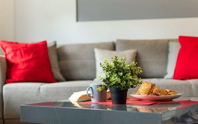 Отель Little Home - Suzina Польша, Варшава - отзывы, цены и фото номеров - забронировать отель Little Home - Suzina онлайн комната для гостей