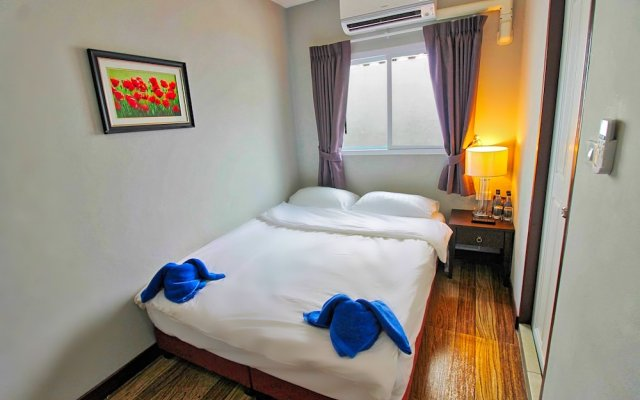 Отель Jomtien Beach Pool House комната для гостей