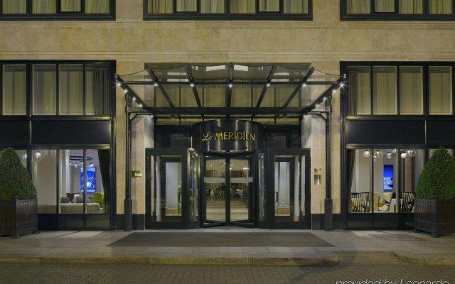 Отель Ritz Carlton Budapest Будапешт вид на фасад