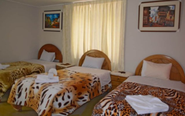 Las Perlas Hostel 2