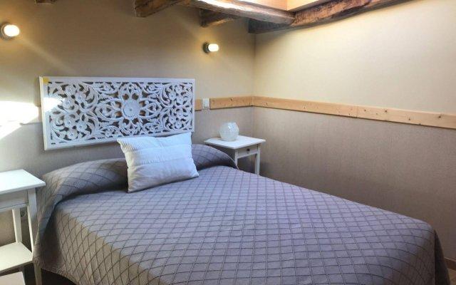 Отель Apartamentos Duque De Alba Мадрид комната для гостей