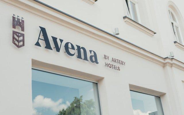Отель Avena by Artery Hotels вид на фасад
