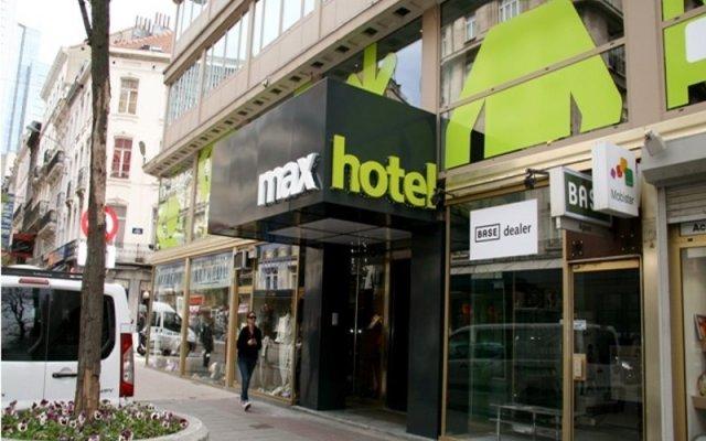 Отель Maxhotel Бельгия, Брюссель - 3 отзыва об отеле, цены и фото номеров - забронировать отель Maxhotel онлайн вид на фасад