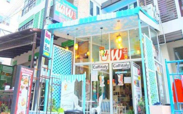 Отель Sooi-Tee Guest House 2 Таиланд, Паттайя - отзывы, цены и фото номеров - забронировать отель Sooi-Tee Guest House 2 онлайн вид на фасад