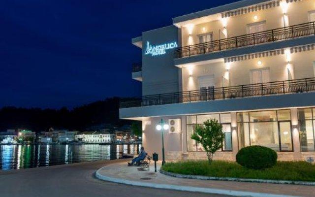 Angelica Hotel вид на фасад