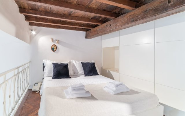 Отель Lovely Goldoni Флоренция комната для гостей
