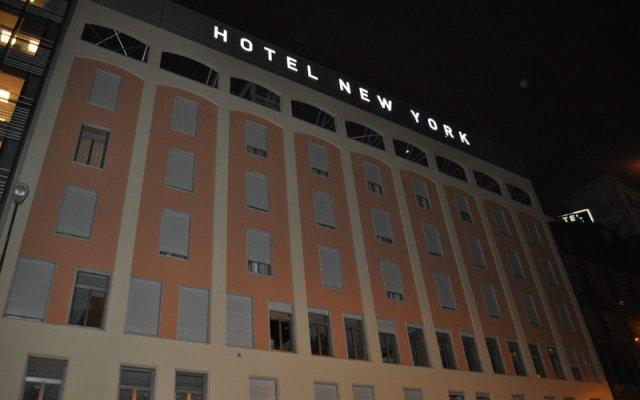 Hotel New York вид на фасад