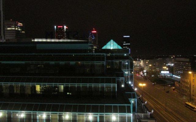 Апартаменты Warsaw Best Apartments Central вид на фасад
