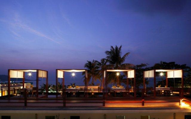 Отель La Flora Resort Patong вид на фасад