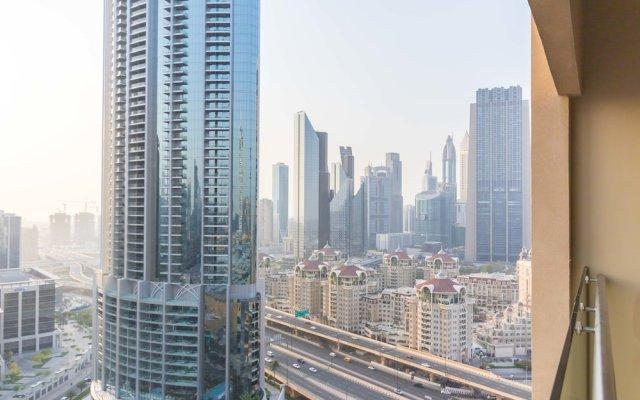 Отель Westminster Dubai Mall Дубай
