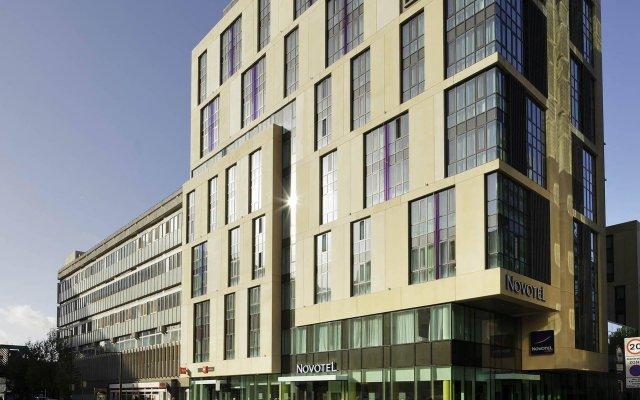 Отель Ibis London Blackfriars Великобритания, Лондон - 1 отзыв об отеле, цены и фото номеров - забронировать отель Ibis London Blackfriars онлайн вид на фасад