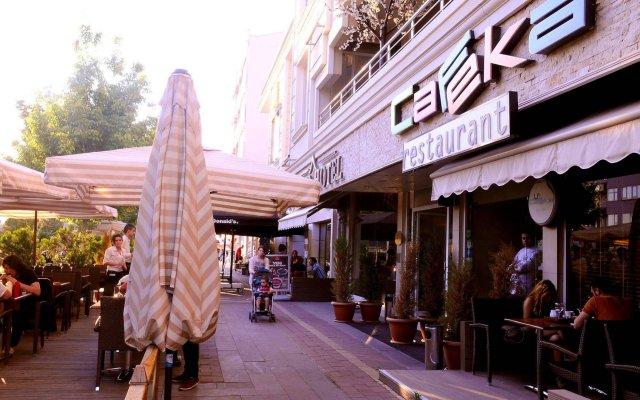 Artur Hotel Турция, Канаккале - 1 отзыв об отеле, цены и фото номеров - забронировать отель Artur Hotel онлайн вид на фасад