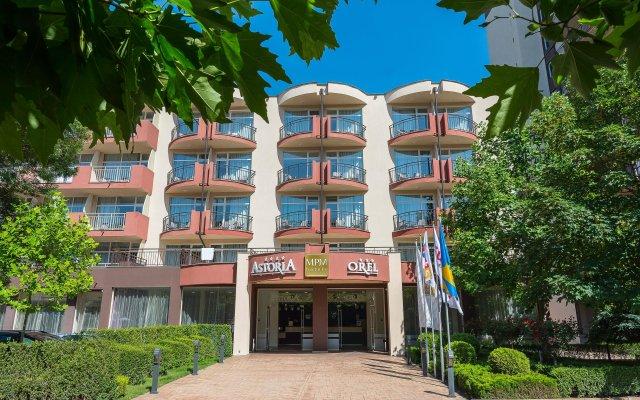 Astoria Hotel - Все включено вид на фасад