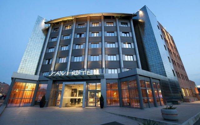 Отель Savhotel Италия, Болонья - 3 отзыва об отеле, цены и фото номеров - забронировать отель Savhotel онлайн вид на фасад