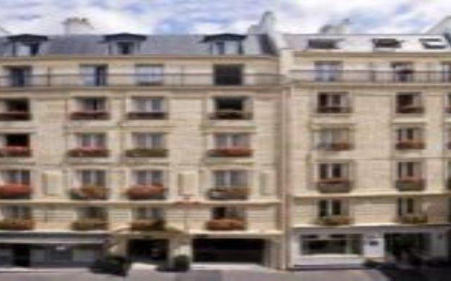 Отель Annexe Hotel Франция, Париж - отзывы, цены и фото номеров - забронировать отель Annexe Hotel онлайн вид на фасад