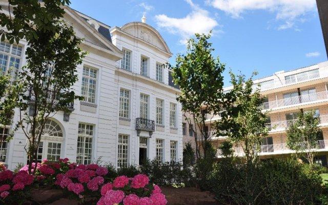 Sandton Grand Hotel Reylof вид на фасад