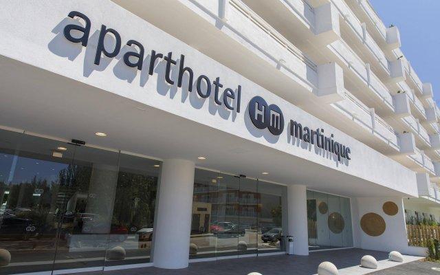 Отель HM Martinique вид на фасад