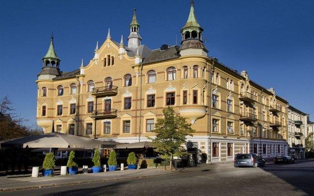Апартаменты Frogner House Apartments Bygdoy Alle 53 Осло вид на фасад