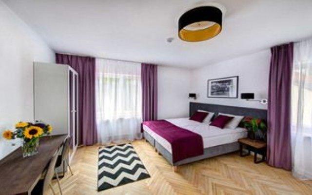 Отель Apartamenty SMIALA 77 Польша, Варшава - отзывы, цены и фото номеров - забронировать отель Apartamenty SMIALA 77 онлайн комната для гостей
