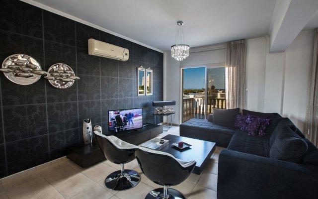Отель Tonia Villas Кипр, Протарас - отзывы, цены и фото номеров - забронировать отель Tonia Villas онлайн комната для гостей