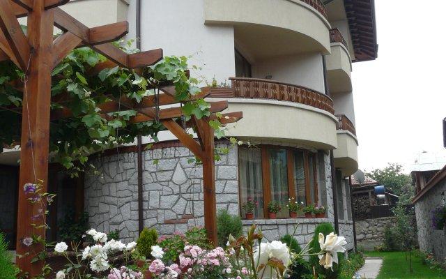 Отель Lina Guest House вид на фасад