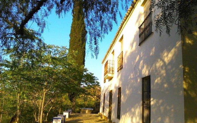 Отель Cortijo Urra вид на фасад