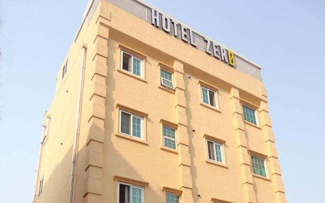 Отель Zero Южная Корея, Сеул - отзывы, цены и фото номеров - забронировать отель Zero онлайн вид на фасад