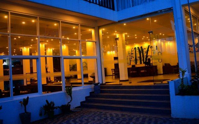 Отель Sole Luna Resort & Spa вид на фасад