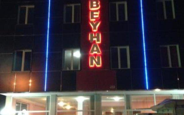 Hotel Beyhan вид на фасад
