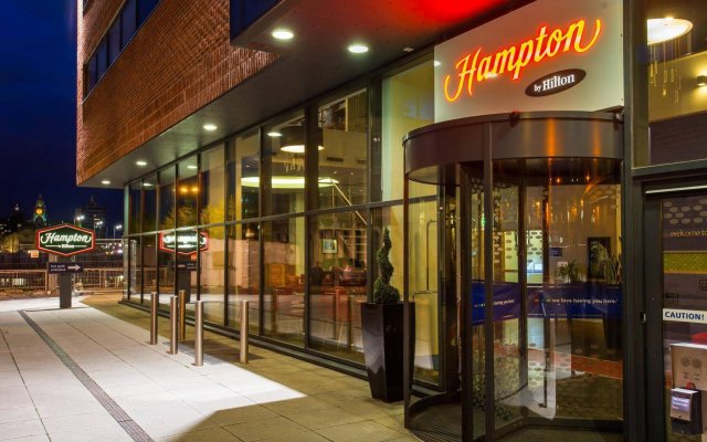 Hampton By Hilton City Centre