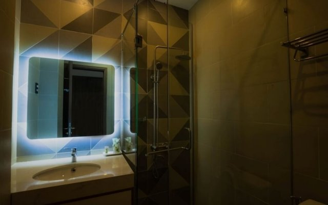 Mille Fleurs 02 Hotel Далат ванная