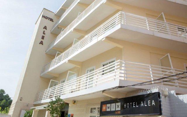 Hotel Mix Alea вид на фасад