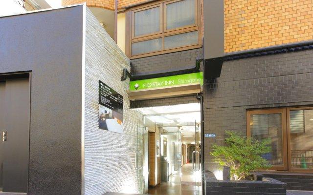 Отель Flexstay Inn Shirogane Япония, Токио - отзывы, цены и фото номеров - забронировать отель Flexstay Inn Shirogane онлайн вид на фасад
