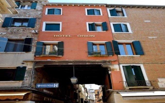 Отель Orion Италия, Венеция - 1 отзыв об отеле, цены и фото номеров - забронировать отель Orion онлайн вид на фасад