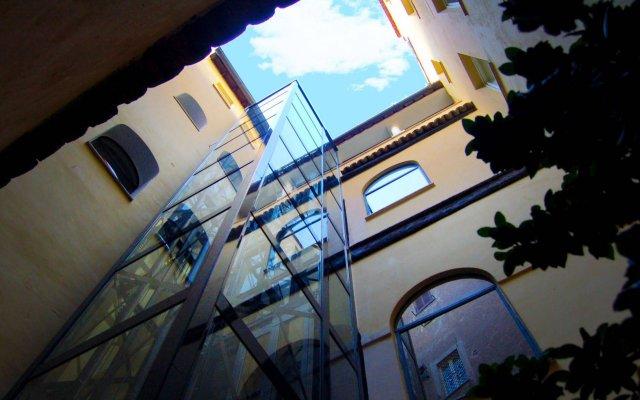 Апартаменты Navona Luxury Apartments вид на фасад