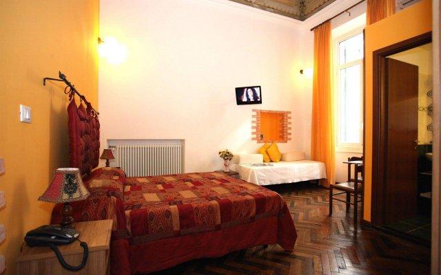 Отель Balbi Hotel Италия, Генуя - 1 отзыв об отеле, цены и фото номеров - забронировать отель Balbi Hotel онлайн комната для гостей