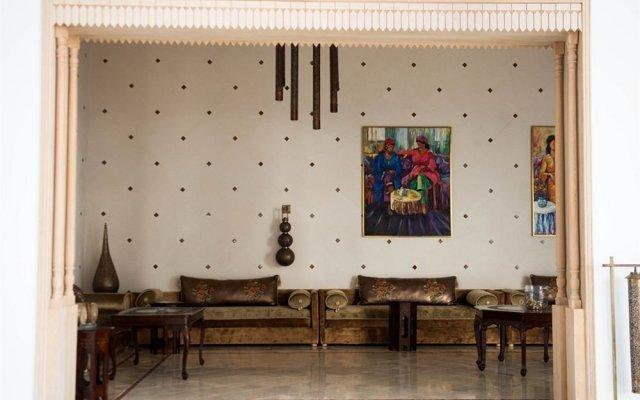 Отель Farah Tanger Марокко, Танжер - отзывы, цены и фото номеров - забронировать отель Farah Tanger онлайн вид на фасад