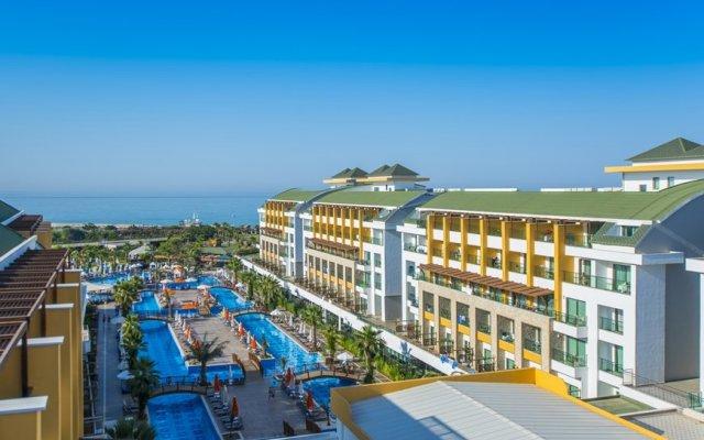 Port Nature Luxury Resort Hotel & Spa Богазкент вид на фасад