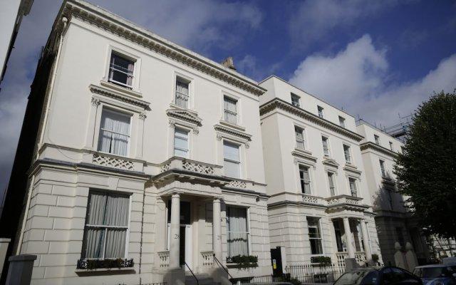 Отель Pembridge Gardens вид на фасад