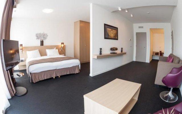 Отель Jala Бельгия, Льеж - отзывы, цены и фото номеров - забронировать отель Jala онлайн комната для гостей