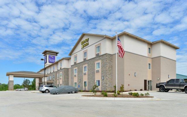 Отель Mainstay Suites Meridian вид на фасад