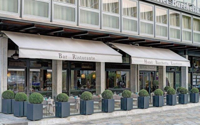 Отель Barchetta Excelsior Италия, Комо - 1 отзыв об отеле, цены и фото номеров - забронировать отель Barchetta Excelsior онлайн вид на фасад