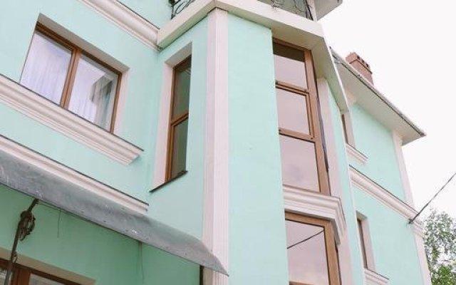 Pearl Mini Hotel вид на фасад